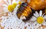Гомеопатия как средство предотвращения выпадения волос