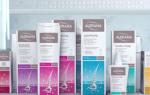 Шампунь серии «Алерана» остановит выпадение волос
