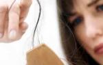 Типичные причины выпадения волос
