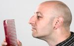 Почему у мужчин так часто выпадают волосы