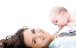 Выпадающие волосы после родов можно остановить различними средствами