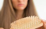 Список женских лекарств от выпадения волос