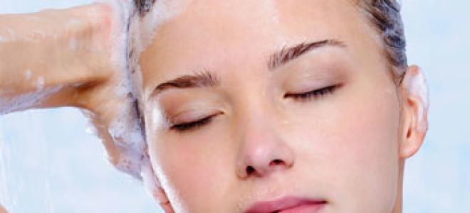Выпадение волос остановит шампунь «Селенцин»