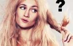 Почему начинается выпадение волос
