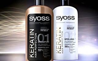 Шампунь «Сьес» укрепит слабые волосы и остановит выпадение