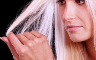 Как и чем лечить выпадающие волосы
